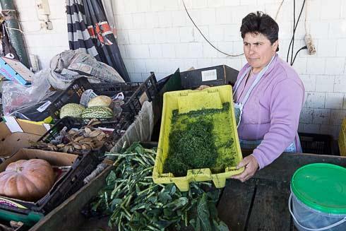 market vegetables picture