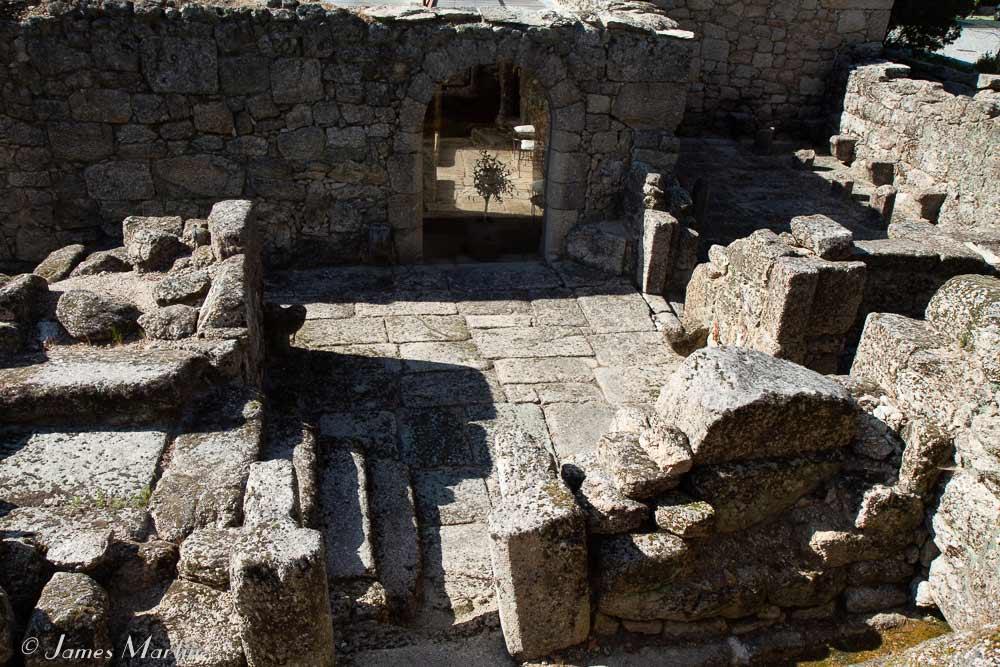 belmonte pousada ruins