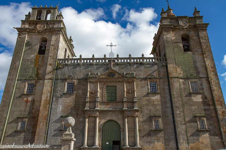 cathedral miranda do douro