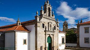 miranda do douro church