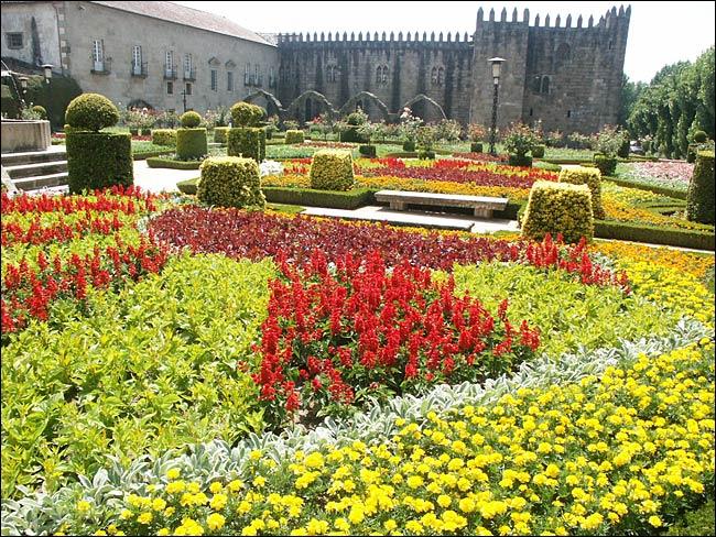 santa barbara gardens braga