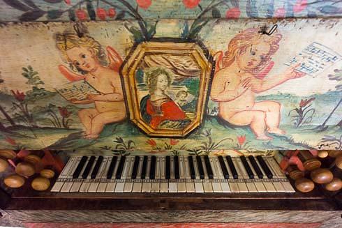 tentugal organ keyboard picture