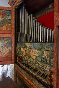 tentugal convent pipe organ picture