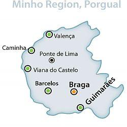 minho map
