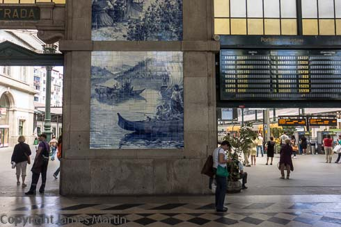 sao bento station picture