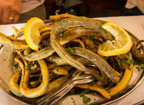 fried eels aviero picture